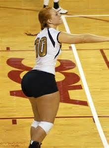 Volleyball Pawg Pinterest