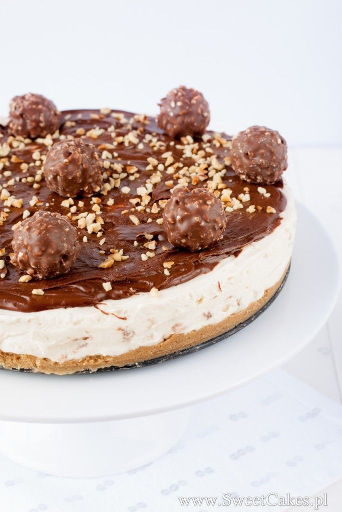 Chocolate Hazelnut Cheesecake Recipes — Dishmaps