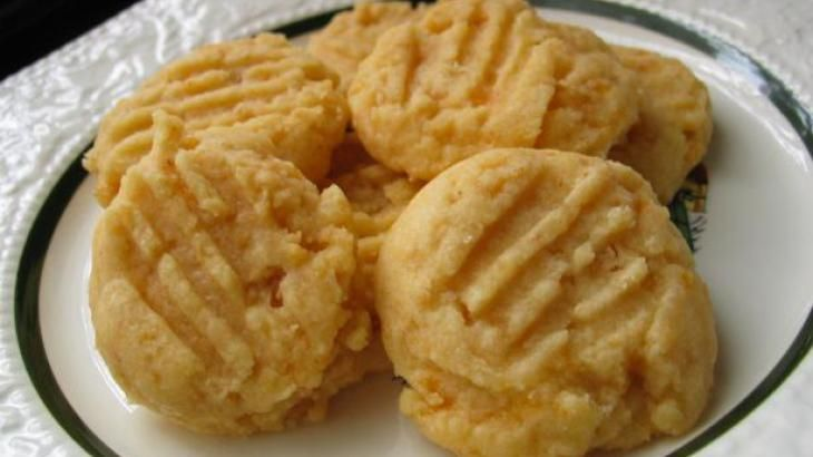 Cheese Wafer Fingers Recipe — Dishmaps