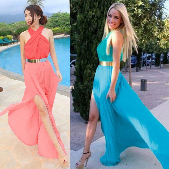 Стильные летние платья большой размер