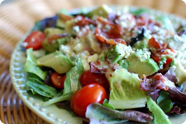 BLT Salad | Salad | Pinterest