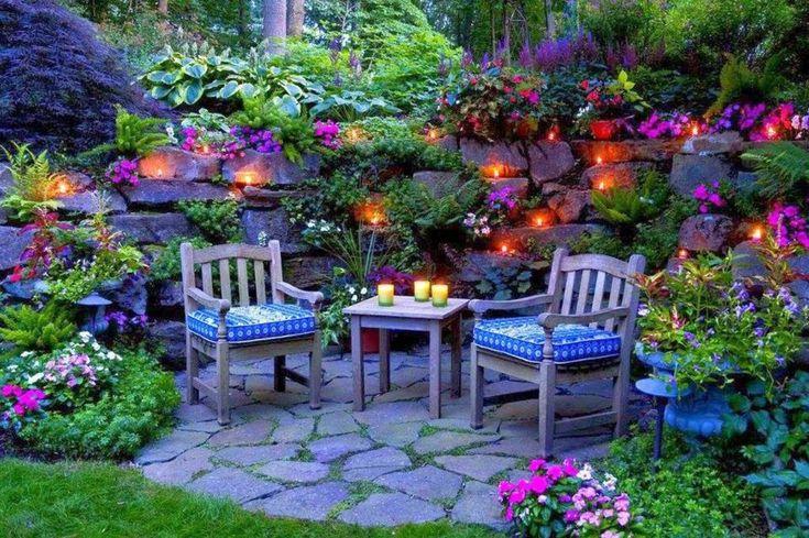 Beautiful Garden Lights