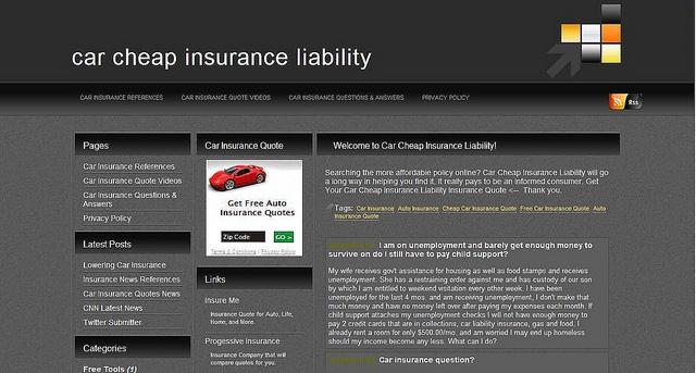 Car Rental Liability Insurance New York