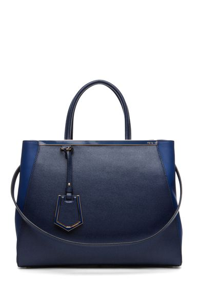... the classic monogram Fendi bags...loving the simplicity of this one