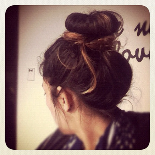 Hairstyles Messy Pinterest Picture Ideas With Black Hairstyle Terms ...