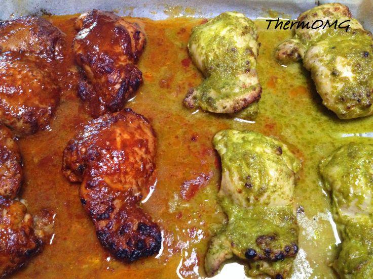 Lemon Herb Chicken | Marinades | Pinterest