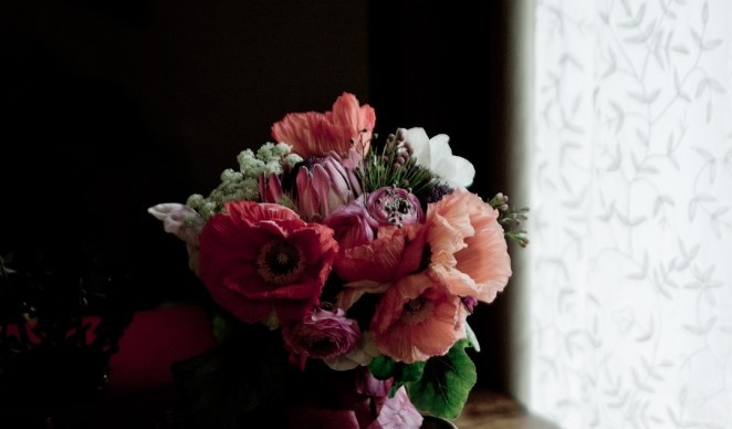 Brittany Asch floral designer of  BRRCH