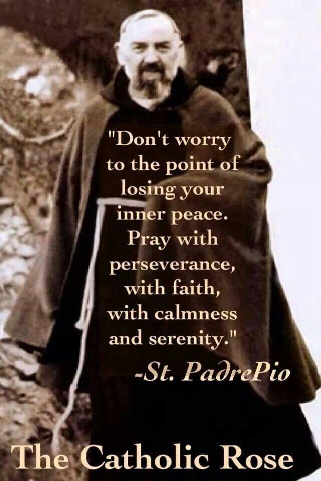 Saint Quotes On Hope Quotesgram