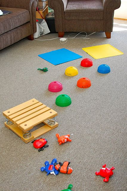 Occupational therapy with my son #Autism