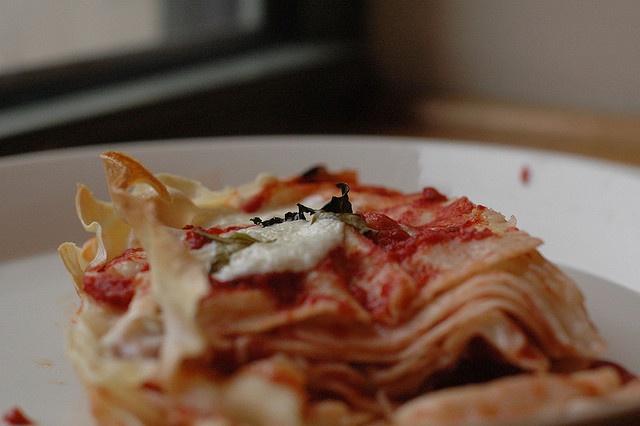 thousand layer lasagna | hangry | Pinterest