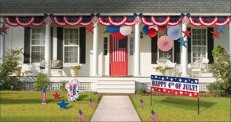 4th Of July Decorations Party City America The