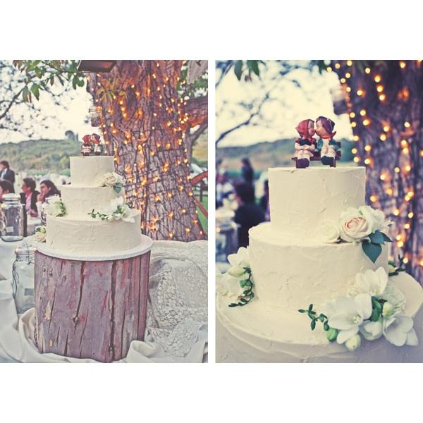 Quick Backyard Wedding Ideas : Outdoor Vintage Fairytale Wedding @Ann Flanigan Flanigan Taylor @Karen