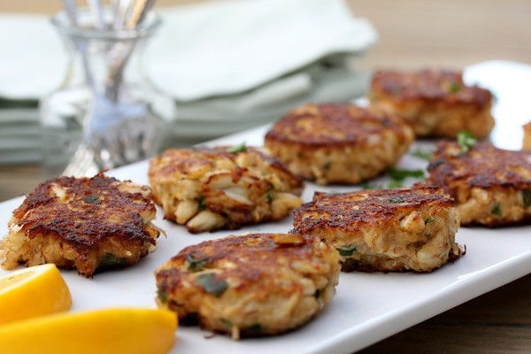 Mini Maryland Crab Cakes | Seafood Recipes | Pinterest