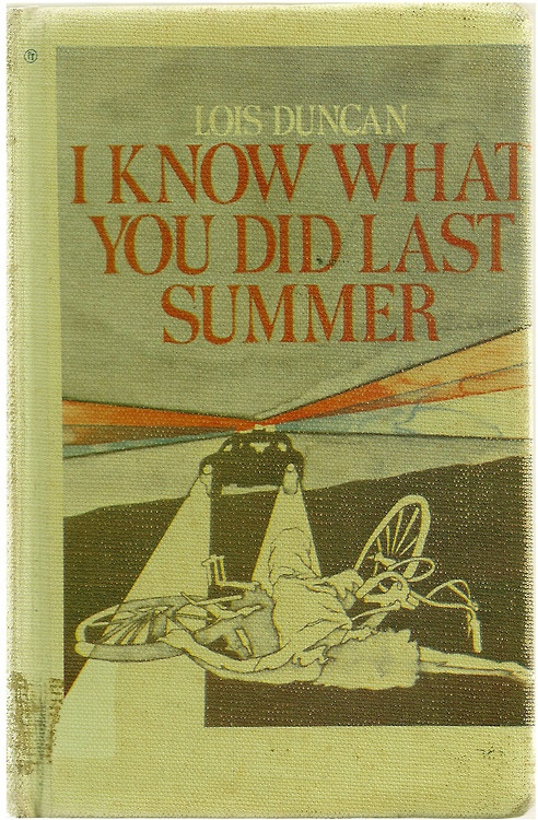 a review of lois duncans i know what you did last summer You may have seen the movie, but how well do you know the book (author stephyluv.