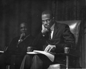 reading response malcolm x Reading comprehension - malcolm x develop your reading skills read the following text and do the comprehension questions malcolm x has been called one of the greatest and most influential african americans in history his original name was malcolm little but was also known as el-hajj malik el-shabazz malcolm was an.