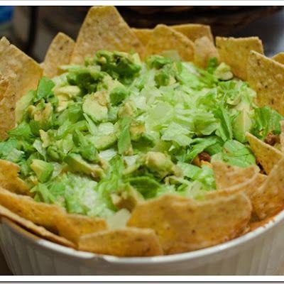 Fiesta Taco Casserole Recipe — Dishmaps