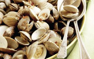 clam linguine grilled clams with grill roasted clam linguine recipes ...