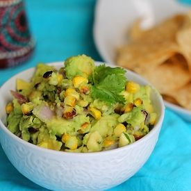 Guacamole with a twist | Foods I Plan on Making | Pinterest