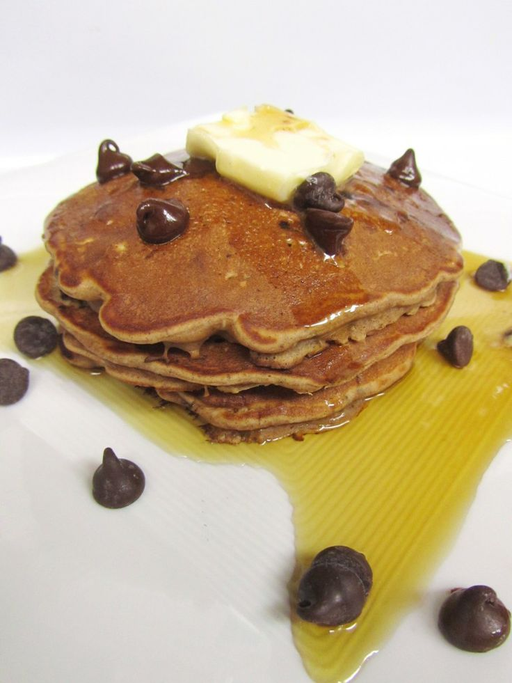 Oatmeal Cookie Pancakes | Oatmeal Project | Pinterest