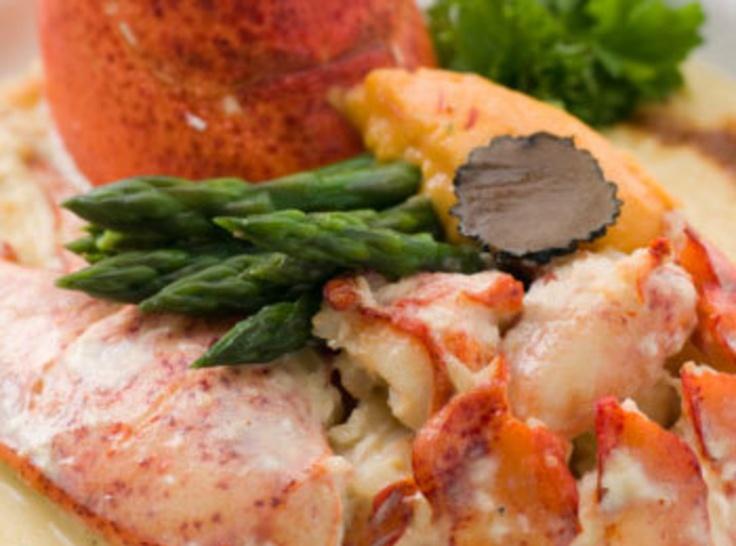Lobster Newburg | Seafood | Pinterest