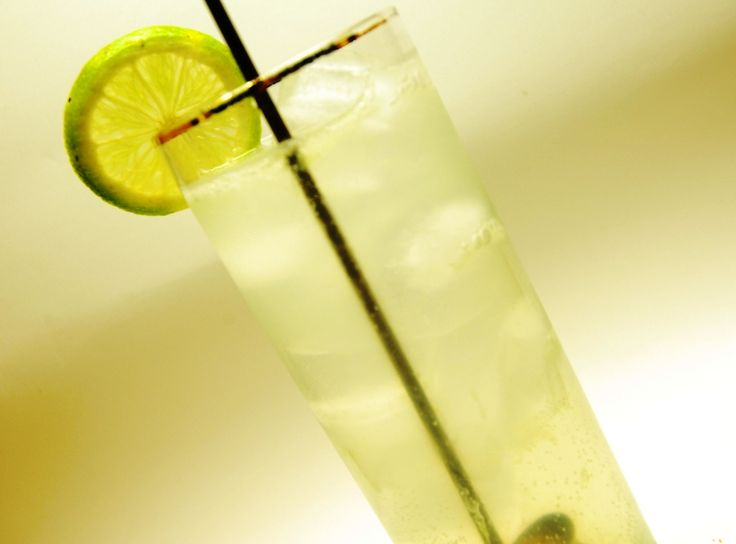 The Gin Rickey | Cheers | Pinterest