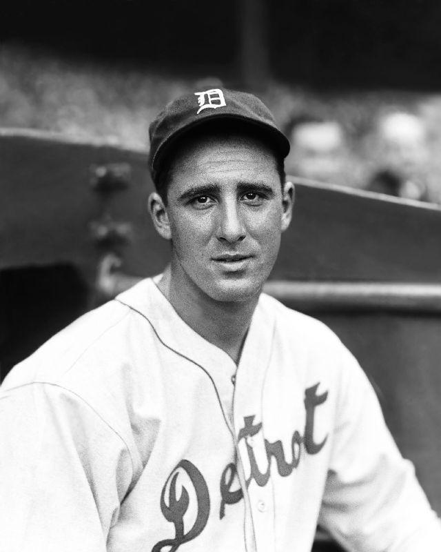 Hank Greenberg, 1934 | Detroit Tigers | Pinterest