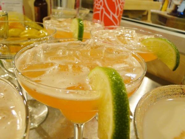 OR-G Persimmon Margarita | Cocktails | Pinterest