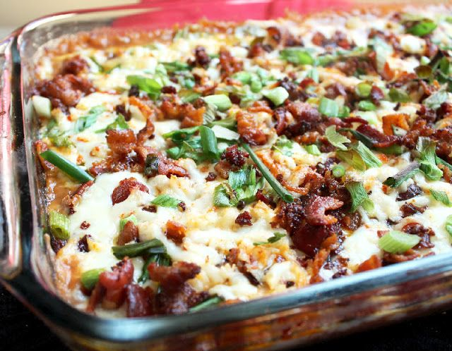 Hot 7 Layer Bean Dip, My WAY! | Appetizers | Pinterest