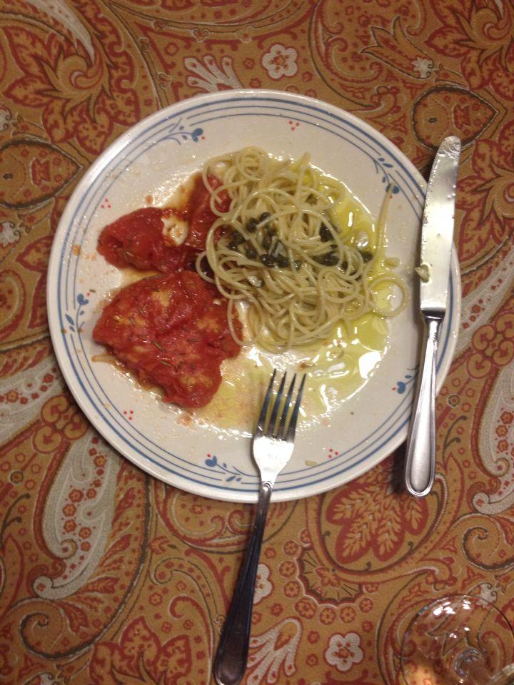 Good guest pasta