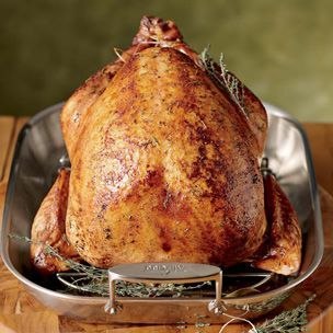 Beautiful bird in buttermilk brine. | Cook Up A Feast | Pinterest