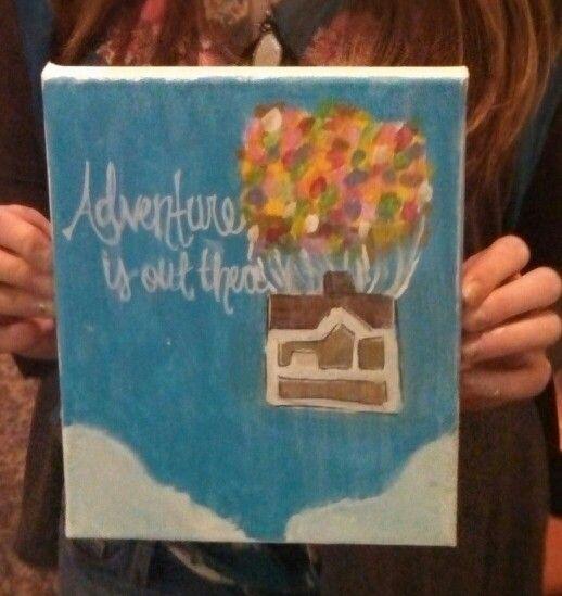 Teen Ideas Teen Canvas Painting Pinterest