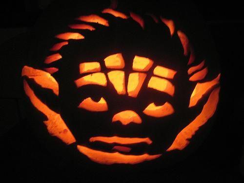 Yoda pumpkin hocus pocus pinterest