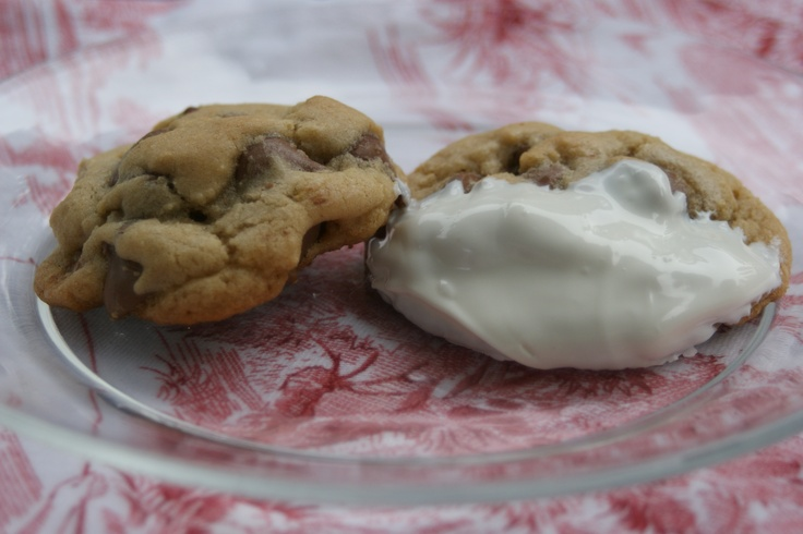Koenig's All-American Chocolate Chip Cookie (recipe on my Facebook ...