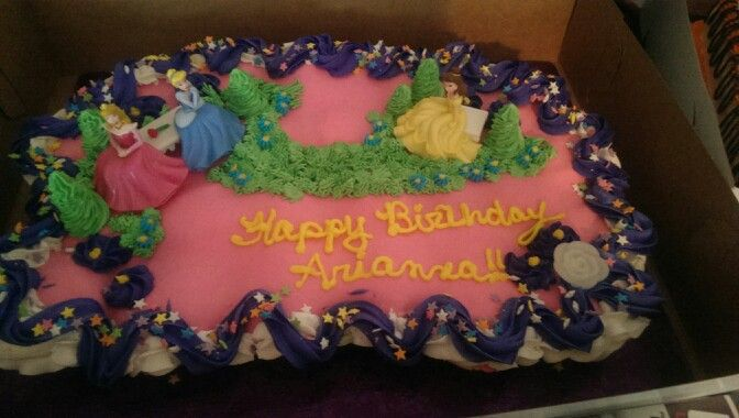 princess cake made out of cupcakes
