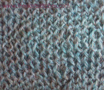 Knitting Stitches Honeycomb : KNITTING HONEYCOMB STITCH Free Knitting Projects
