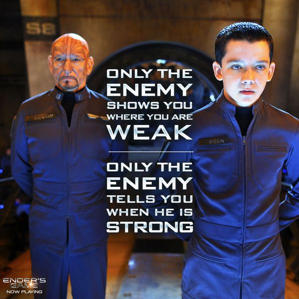 Ender S Game Quotes. QuotesGram