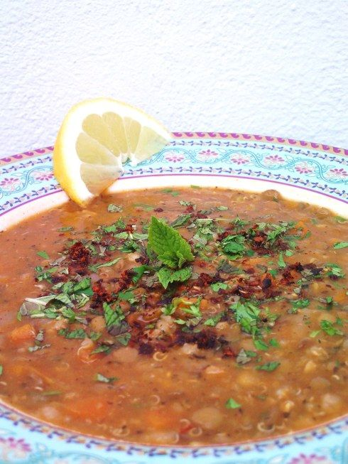 Turkish Red Lentil Soup With Sumac Recipes — Dishmaps