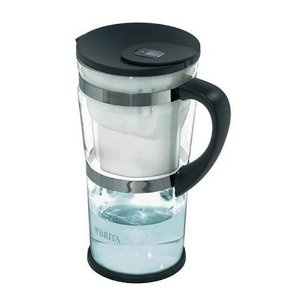 Glass water filter pitcher products i love pinterest - Glass filtered water pitcher ...