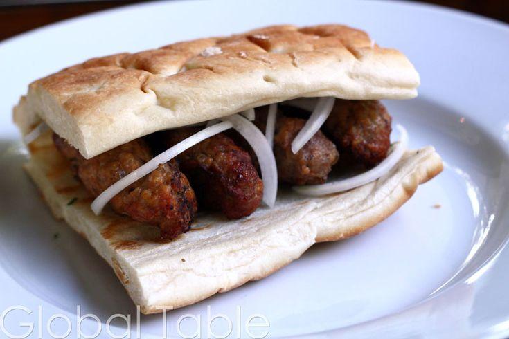 Bosnian Finger Sausages (Cevapi) | Recipe