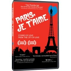 Paris Je T'aime. A collection of short films set in Paris.