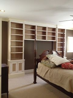 bedroom bookcases for the home pinterest