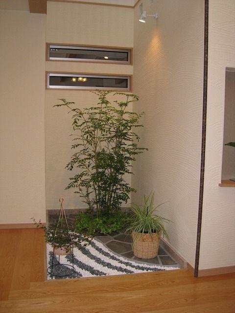 indoor Japanese style garden garden ideas 1 Pinterest