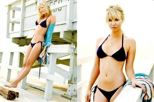 Kaley Cuoco Eye Candy Pinterest
