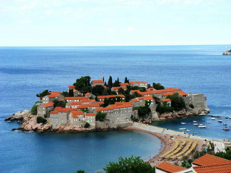Budva Montenegro  city pictures gallery : Sveti Stefan, Budva, Montenegro ... | Montenegro 5 Day Tour | Pintere ...