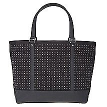 STUD TOTE-Armani Exchange