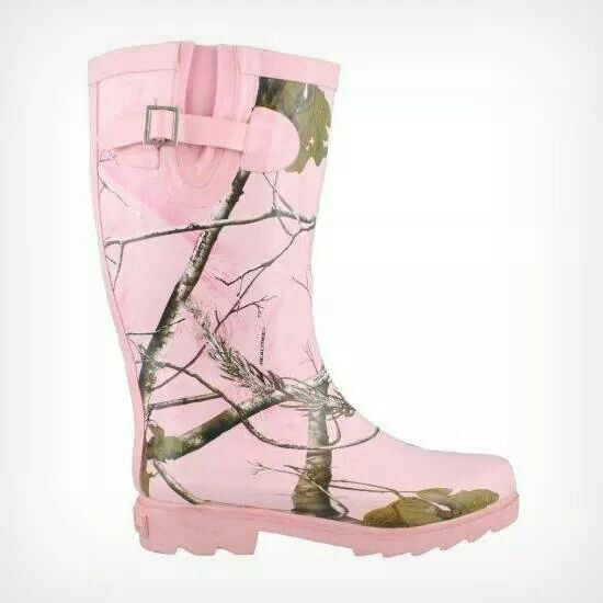 Pink Camo Boots Images