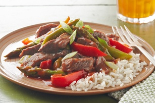 Asparagus and Beef Stir Fry | Asparagus Season | Pinterest