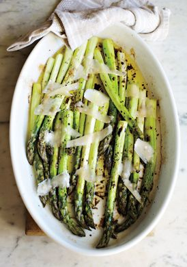 Roasted Asparagus | Recipe