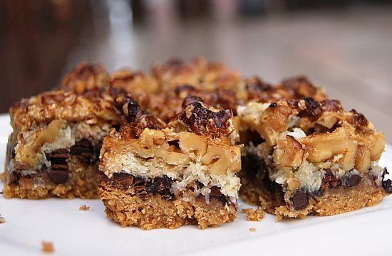 HELLO, DOLLY Bars | Cookies and Brownies | Pinterest