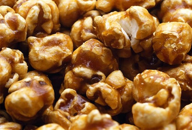 spicy caramel popcorn | Special diet foods | Pinterest